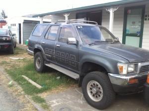 Scrap Car Yard Christchurch