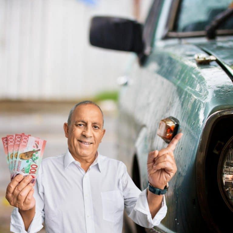 free car valuation nz
