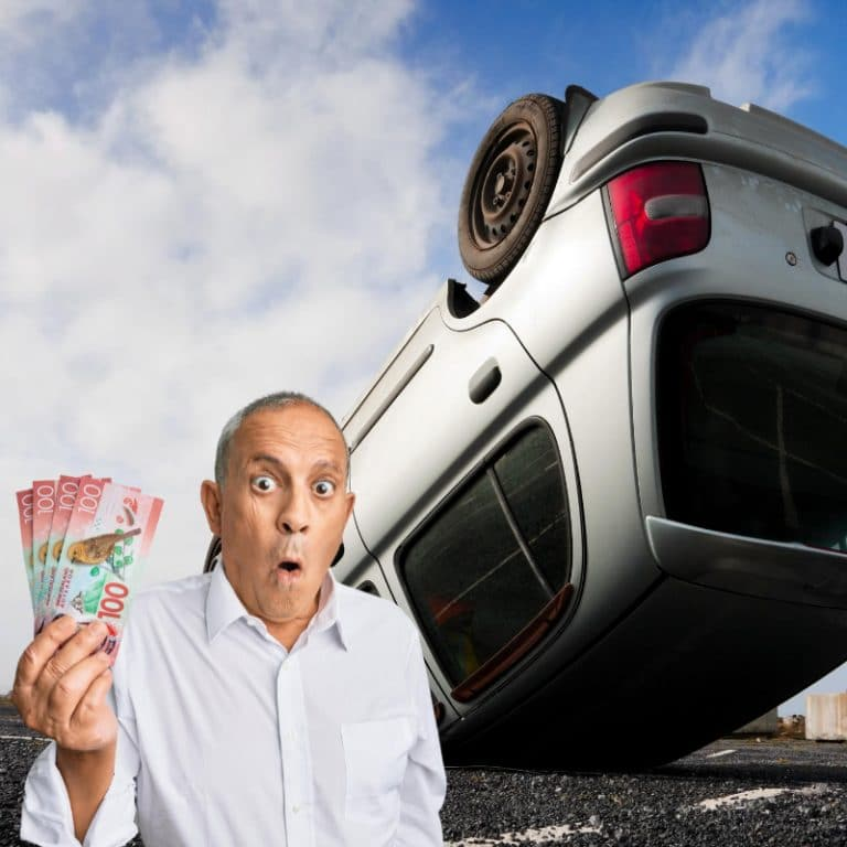 sell accident car for cash