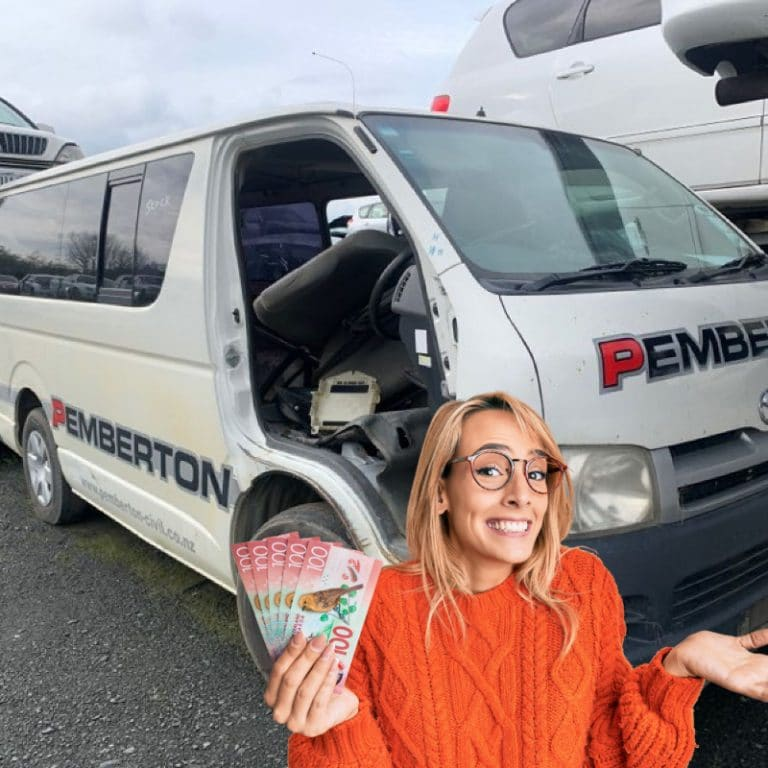 sell my toyota hiace fast cash